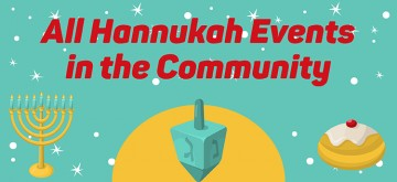 All Hannukah Events 750x350