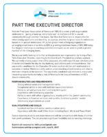 Part Time Executive Director - Hebrew Free Loan Association
